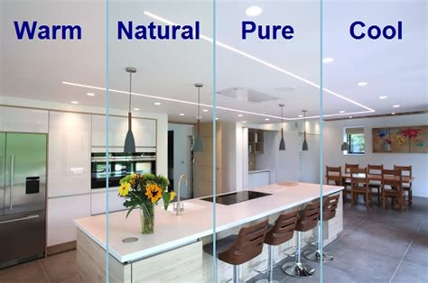 Warm Natural Or Pure White Led Lighthouse Ltd Difference Between Cool White And Warm White Led Lights