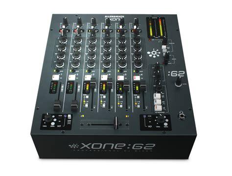 Mixer Allen Heath allen heath xone 62 mixer getinthemix