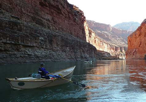 dory boats grand canyon early boats dc9 grand canyon dory boulder boat works