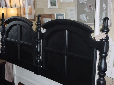 Black Headboard King Black King Headboard Just Tables