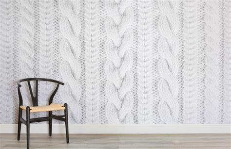textured wall murals white knit texture wallpaper mural muralswallpaper co uk