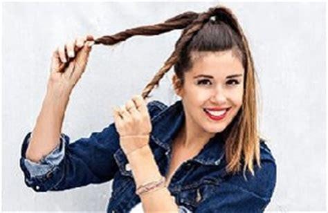tutorial menggunakan sanggul modern tutorial rambut wanita gaya sanggul modern untuk acara formal