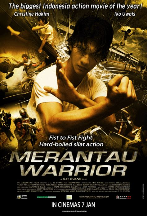 sinopsis film iko uwais film action quot merantau quot full movie nonton bioskop indonesia