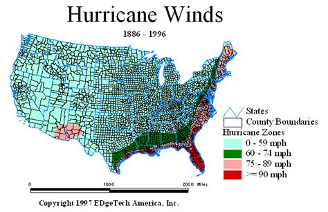 us hurricane history map hurricane map map3