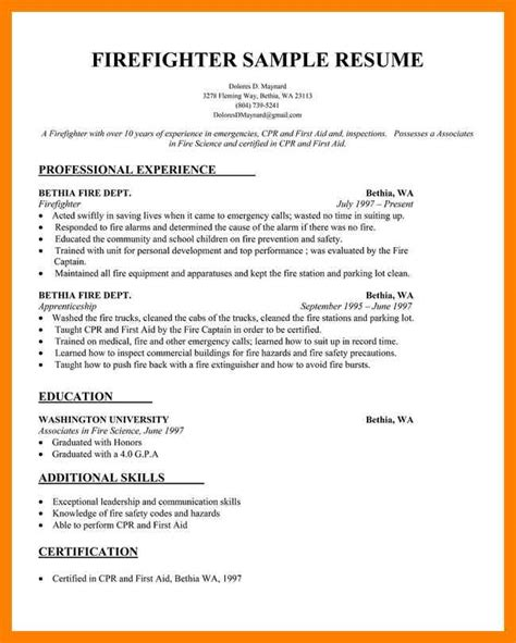 Sle Resume For Firefighter Position paramedic cover letters amitdhull co sle firefighter resume retail resume no experience