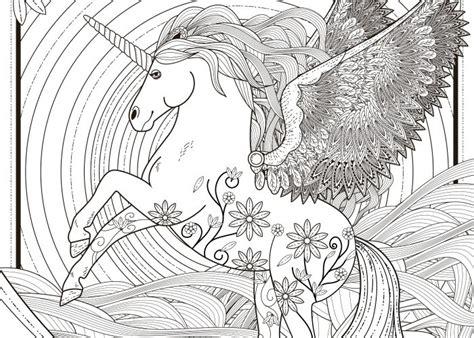 hard coloring pages unicorn waarom volwassen kleurplaten gezond voor jou zijn 11