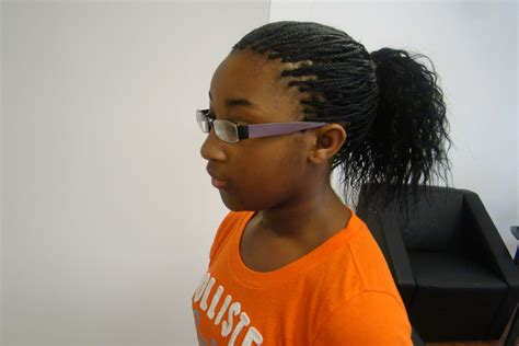 Kids Micro Braids   hair braiding salon charlotte