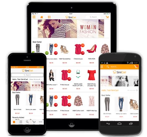 www online mobile shopping com mobilizing magento shopping cart benefits and requirements