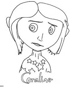 coraline coloring pages coraline coloring pages az coloring pages