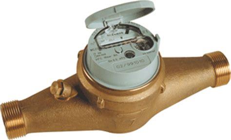 Water Meter Itron gereedschap meetinstrumenten watermeter itron watermeter itron msd 71481 onverpakt