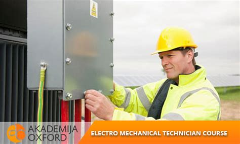 Electrical Mechanical Technician by Electro Mechanical Technician Course And