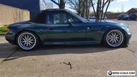 Modified Bmw Z4 For Sale by 1997 Convertible Z3 For Sale In United Kingdom
