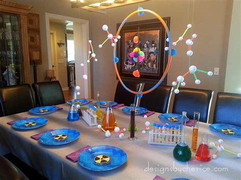 Dr Seuss Bedroom mad scientist birthday party destination create