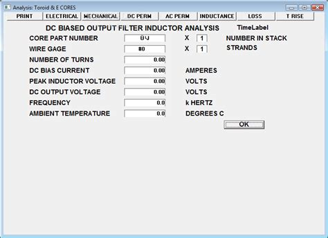 calculate inductor power e inductor calculator 28 images micrometals inductor design for power filter micrometals