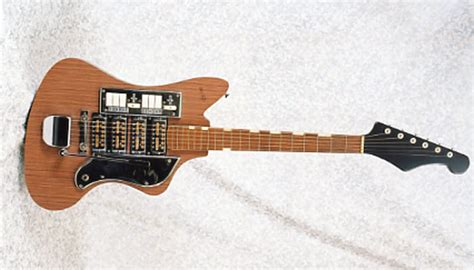 Vintage teisco guitars