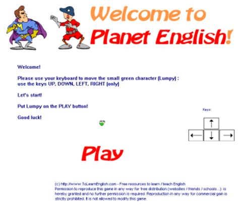 english words themes free software to learn english vocabulary game