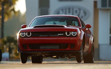 dodge challenger demon 2018 dodge challenger srt demon priced at 86 090 the