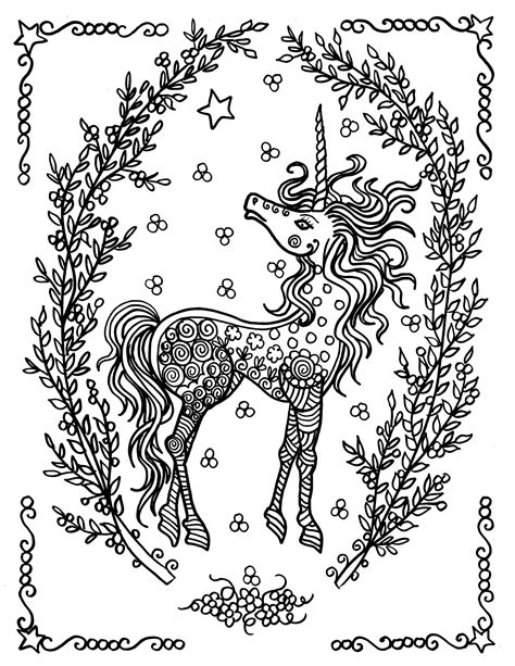 unicorn and flowers an coloring book featuring relaxing and beautiful unicorn coloring pages unicorn gifts for books myths legends coloring pages for adults coloring
