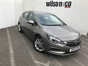 Vauxhall Astra Finance Used Used 2016 Vauxhall Astra Design For Sale In Lancashire