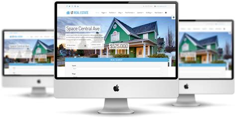 real estate joomla template free lt real estate free joomla real estate template