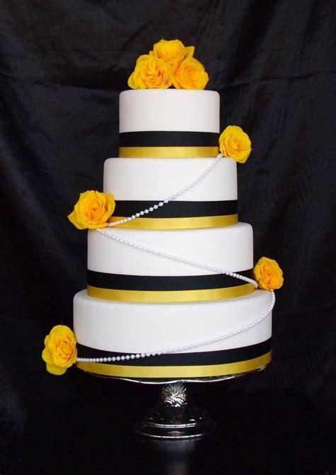 Best 25  Yellow wedding cakes ideas on Pinterest   Yellow