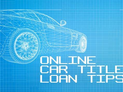 car title loans  advantages  tips
