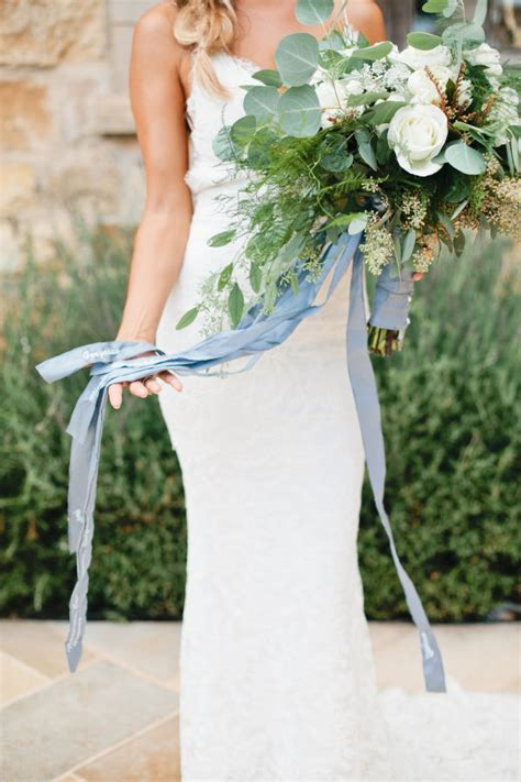 Wedding Bouquet With Ribbon by 21 Ideas For A Beautiful Aquamarine Wedding Chic Vintage