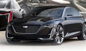 Cadillac Used Cars Cadillac Escala Concept Shows Hints Of The Future Auto
