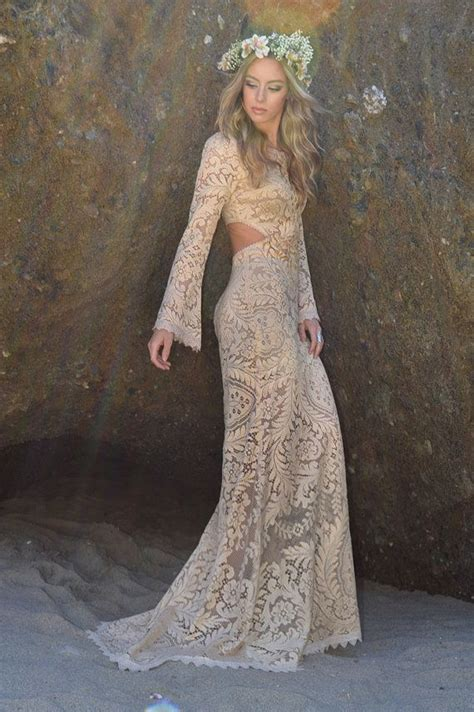 Lace Patchwork Prom Dress 25 best ideas about hippie dresses on hippie