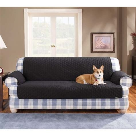 pet throws for sofas cotton duck pet throw sofa cover at brookstone buy now