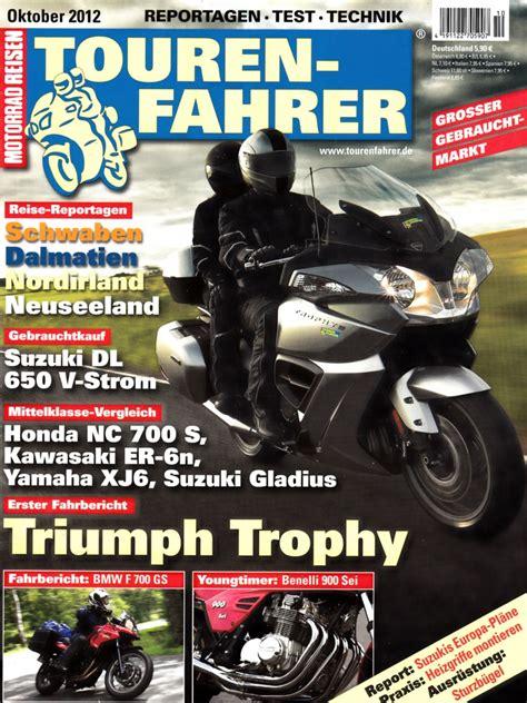 Motorrad 48 Ps Kaufen by Motorradzeitungen Testberichte Gebrauchte