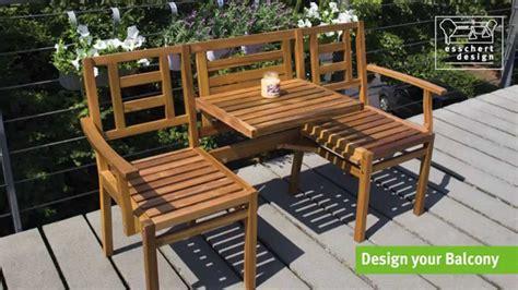 Designer Gartenbank by Die Esschert Design Gartenbank Zum Ausklappen Jetzt Bei