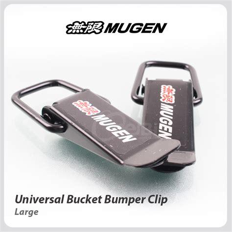 Bumperguard Universal Logo Mugen Karet mugen universal bumper clip end 4 8 2018 2 15 pm