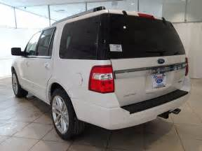 Ford Fusion Leather Interior 2017 New Ford Expedition Limited 4x4 At Fairway Ford