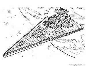 star wars star destroyer coloring coloring central