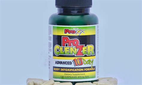 Protox Detox Directions by Proclenzer Protox Detox