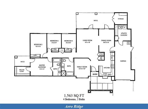 murphy canyon military housing floor plans naval complex san diego aero ridge murphy canyon