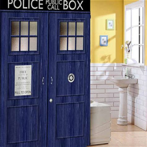 dr who shower curtain shop doctor who shower curtain on wanelo