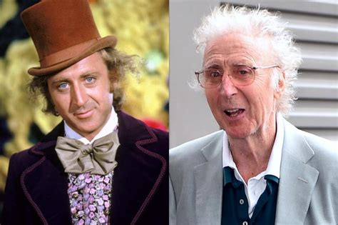 gene wilder today the cast of willy wonka and the chocolate factory where