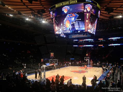 section 103 msg madison square garden section 103 new york knicks