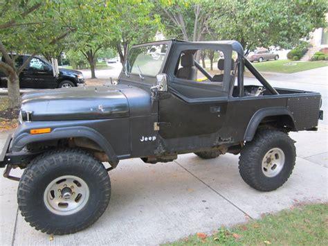 jeep scrambler cj  manual  sale crofton md