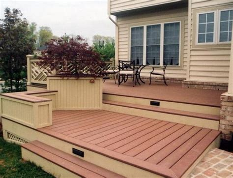Patio Deck Wooden Patio Cover Kits Simple Backyard Patio Decorating