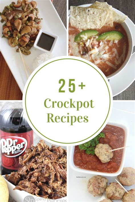 25 of the best crockpot recipes the idea room
