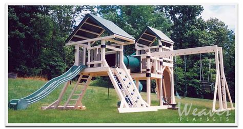 swing set troline combo weaver swing sets lapp family market