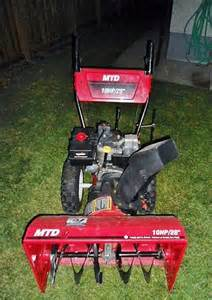 yard machine summit series snow blowers mtd yard machines snowblower east calgary mobile