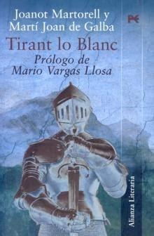 libreria tirant lo blanc tirant lo blanc martorell joanot alianza editorial