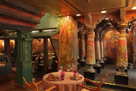 new themes for restaurants luxe and stylish imperial hotel new delhi style city