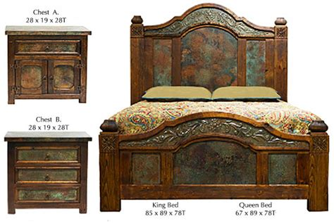 southwest bedroom furniture rustique old world bedroom furniture southwest