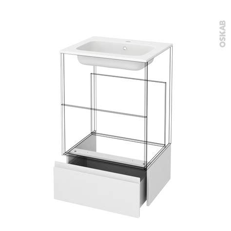 Tiroir Plinthe Ikea tiroir sous meuble socle n ipoma blanc pour meuble salle
