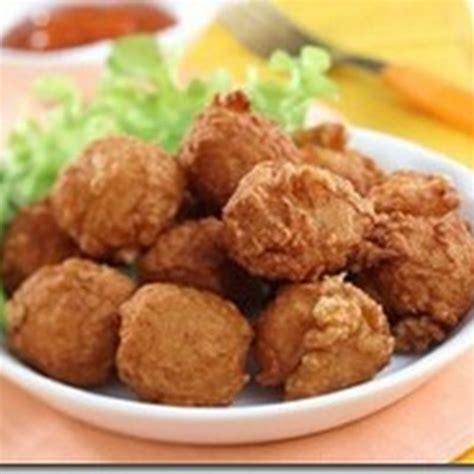 membuat anak doyan makan bola bola udang unik buat anak resep menu masakan